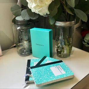 Tiffany & Co. mini notebooks